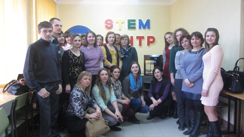 (Українська) Основи 3D-моделювання та друку у STEM-центрі «Цифрові ерудити»
