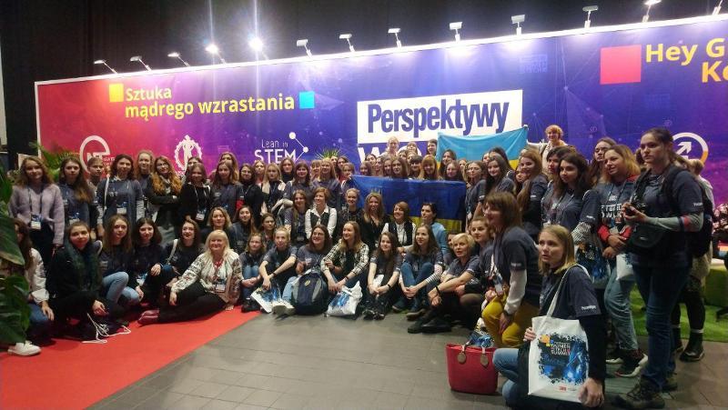 (Українська) Студентки-інформатики ТНПУ виграли грант на участь у міжнародному саміті