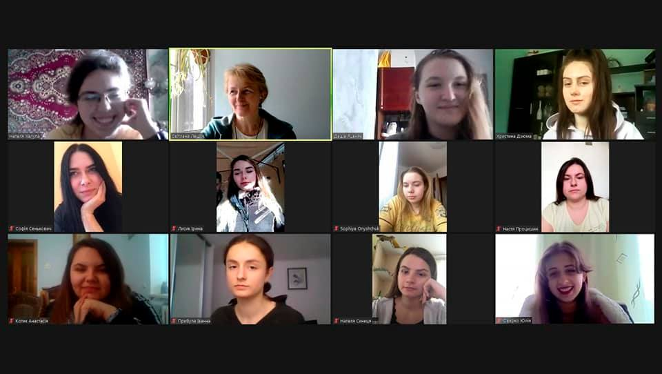 (Українська) День дівчат в ІКТ